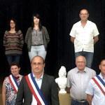 Le conseil municipal de Sauveterre-de-guyenne