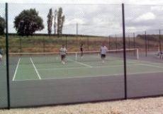 Terrains Tennis Bonard Sauveterre