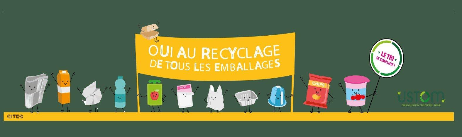 ustom recyclage