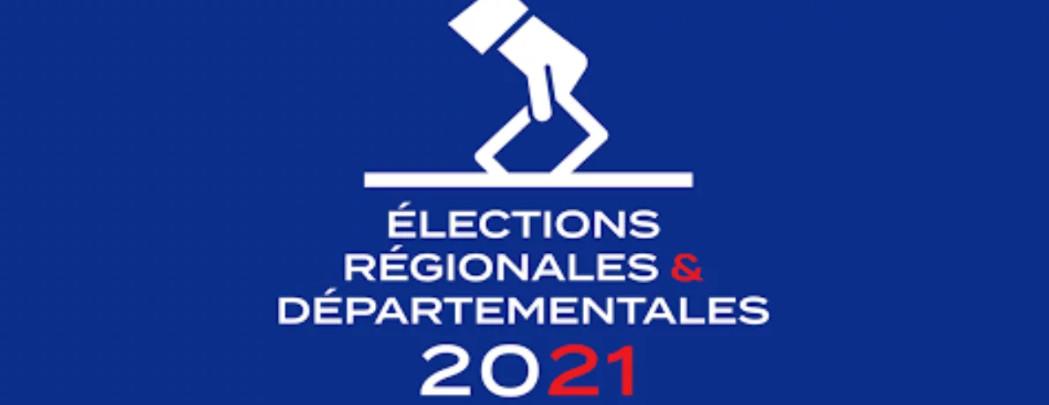les elections regionales et departementales 2021